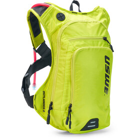 USWE Outlander 9 Rucksack crazy yellow